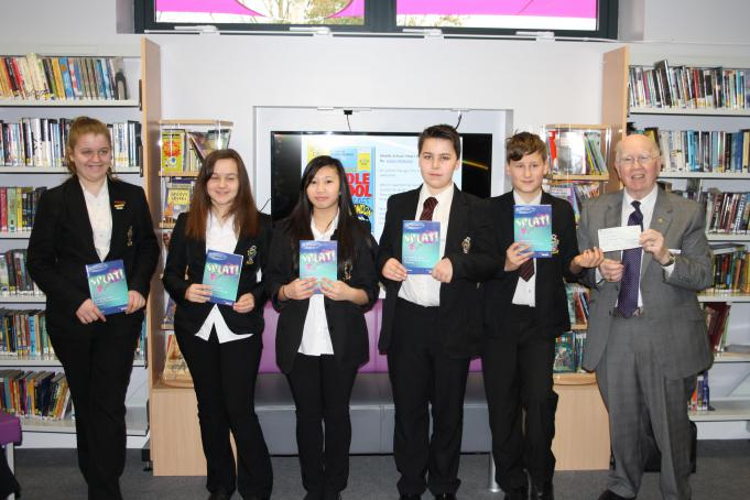 Book Day 2014 Ringwood School