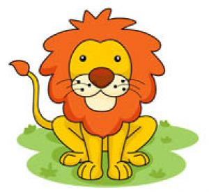 TN lion-clipart-115